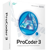 Grass Valley (Canopus) ProCoder 3.0