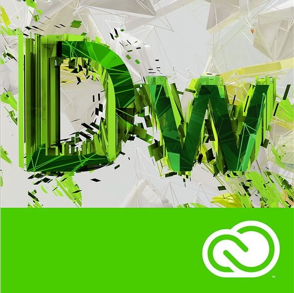 Adobe Dreamweaver CC ALL Multiple Platforms Licensing Subscription 12 month