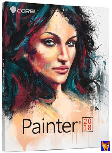 Painter 2019 ML License Media Pack