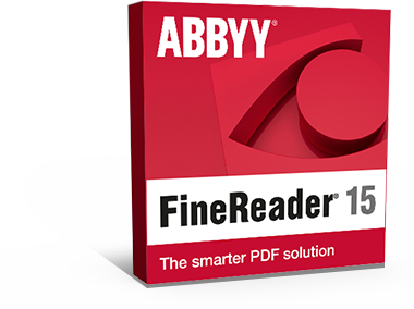 ABBYY FineReader 15 Standard Full