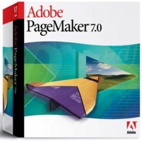 Adobe PageMaker English CD